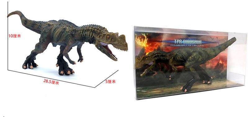 Newest Big Size Wild Life Dinosaur Toy Set Plastic Play Toys Dinosaur Model Action Figures Home Decoration
