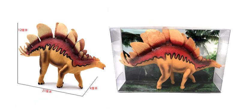 Newest Big Size Wild Life Dinosaur Toy Set Plastic Play Toys Dinosaur Model Action Figures Home Decoration