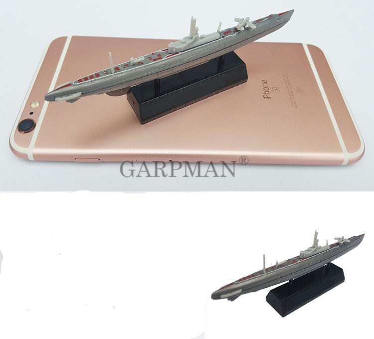 1/2000 Plastic Assemble Warship Cruiser Destroyer Submarine Model Kit WWII Yamato USS Model Ship Puzzle Military Toys For Boys